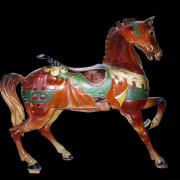 Ca-1917-Dentzel-carousel-horse-from-The-Midway-NY