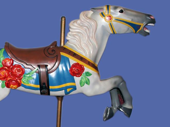 Ca-1917-H-S-flowered-carousel-horse