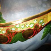 Crescent-Park-Looff-carousel-original-paint-detail-3