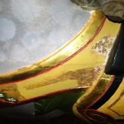 Crescent-Park-Looff-carousel-original-paint-detail-4