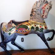 Marianne-Stevens-Original-Crescent-Park-Looff-carousel-horse-stander