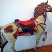 ca-1910-D-C-Muller-rose-pony-carousel-horse-Hanover-PA