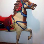 ca-1910-Muller-rose-pony-carousel-horse-Hanover-PA-bust