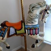 Pivarel-repro-Carmel-carousel-horse-full