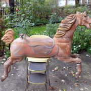 1911-Parker-carousel-project-horse-jumper-romance