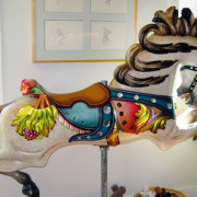 C-W-Parker-Lillie-Belle-carousel-horse