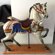 Indian-Trail-Park-military-carousel-horse