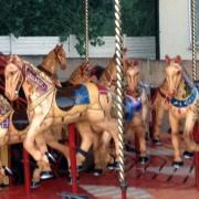 Rolls-Royce-carousel-horses
