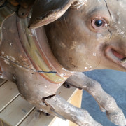 ca-1900-Chavin-French-carousel-pig-front