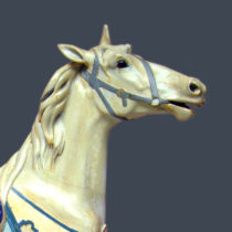 1890s-Dentzel-Listener-carousel-horse-b