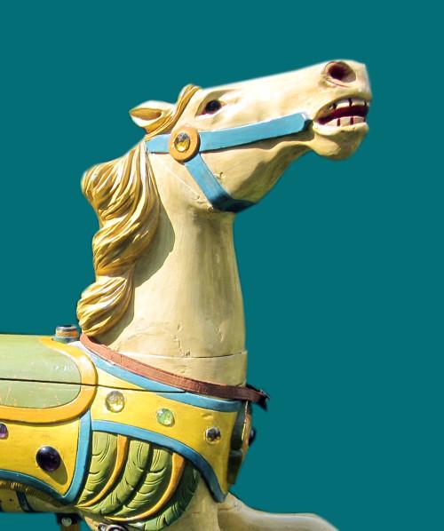 1912-C-W-Parker-dog cantle-jumper-bust