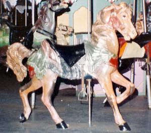 1919-PTC-carousel-horse-Clementon-lake-N-1990s