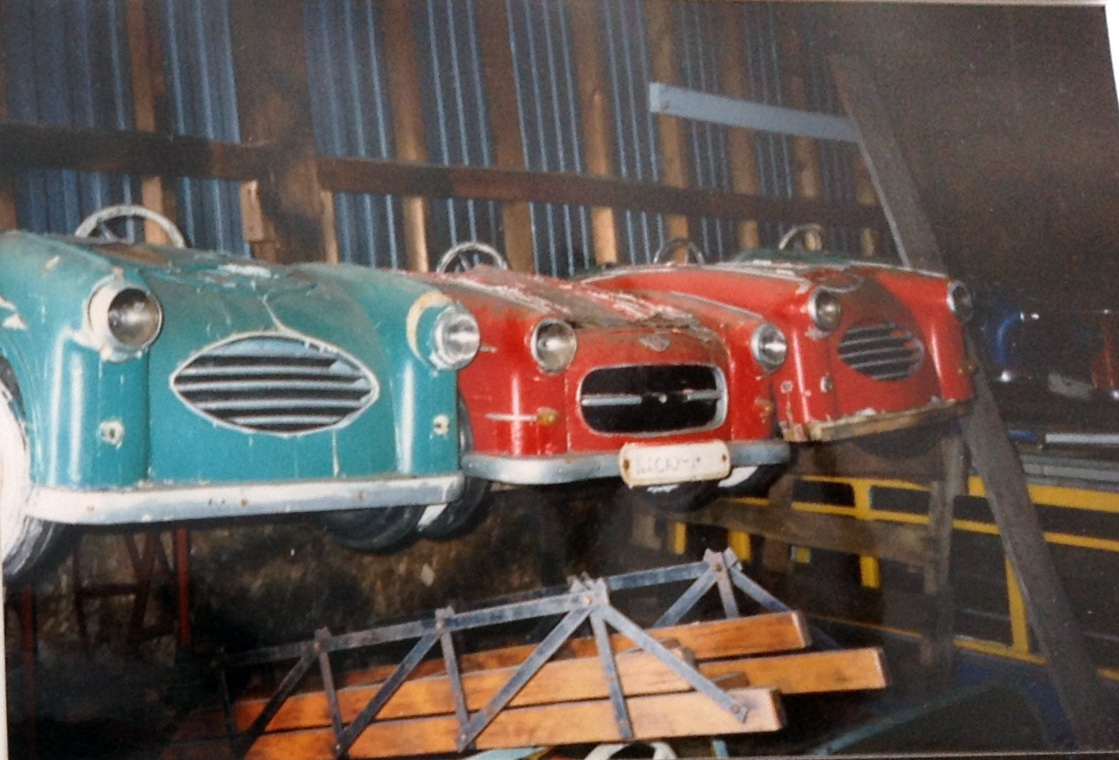 Car Auctions Ny >> Hennecke Auto Carousel – To Auction April 16 | AntiqueCarousels.com