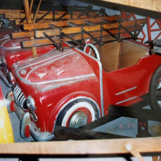 Antique-Hennecke-Auto-Carousel-fire-trucks