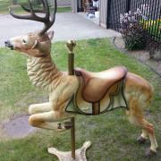 ca-1905-Dentzel-carousel-deer-prancer-non-rom