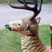 ca-1905-Dentzel-deer-prancer-head-nr