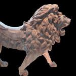 ca-1905-ptc-carousel-lion-bust