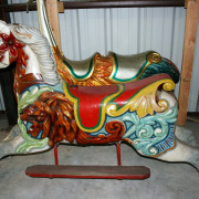 Anderson-Galloper-carousel-horse-Dominic-lion-trappings