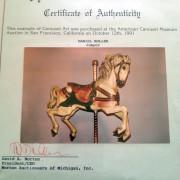D-C-Muller-ACM-91-auction-certificate