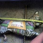French-juvenile-carousel-cat-measure