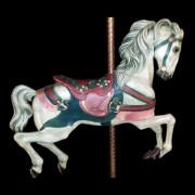 ca-1913-Muller-tucked-head-2nd-row-carousel-horse