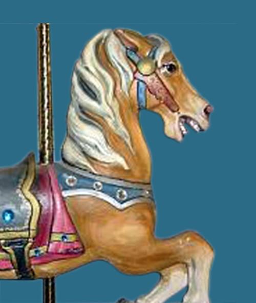 1940s-Herschell-half-half-carousel-horse-bust