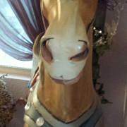 1940s-Herschell-half-half-carousel-horse-front