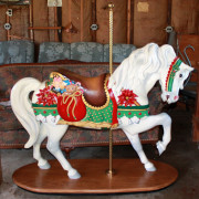 Merry-Go-Round-Museum-Christmas-carousel-horse