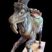 Woodside-PA-Dentzel-carousel-goat