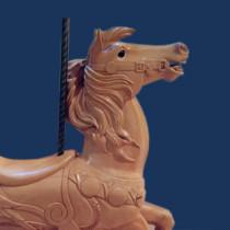 Ed-Hope-carousel-horse-bust