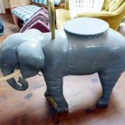 Elephant-seat