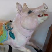 Dentzel-carousel-pig-bust