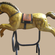 Brill-metal-carousel-horse-golden-l