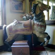 ca-1920-Illions-jumper-facory-paint-carousel-horse
