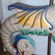 Herschell-Spillman-sea-monster-trappings-fin