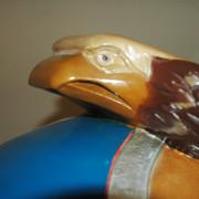 Palace-carousel-Illions-jumper-eagle-cantle