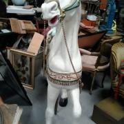 Fiberglass-carousel-horse-stander-front