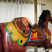 1890s-Looff-large-jumper-carousel-horse-rear