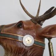 Dentzel-Elk-prancer-head
