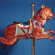 1912-Dentzel-carousel-bear-Wolf-restorations