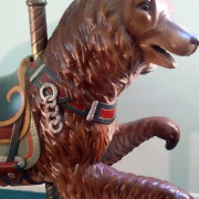 1912-Dentzel-carousel-bear-bust