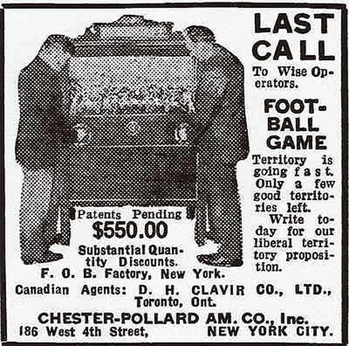 Chester-Pollar-football-coin-op