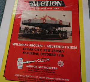 Norton-Gillians-Fun-Deck-carousel-auction