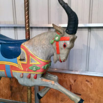 1890s-Keansburg-carousel-Looff-goat