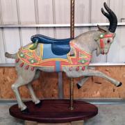 1890s-Keansburg-carousel-Looff-goat-romance
