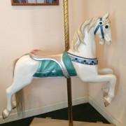 Herschell-Spillman-carousel-horse-jumper