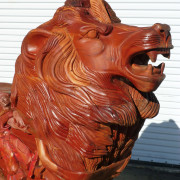 contemporary-carousel-lion-head2