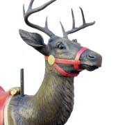 dentzel-reindeer-head