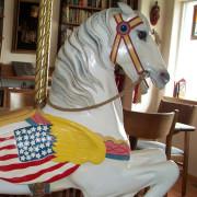 herschell-spillman-flag-horse-bust