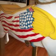 herschell-spillman-flag-horse-flag-trappings